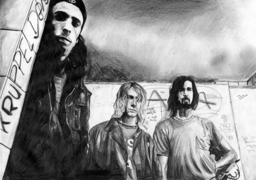 Nirvana by bjjackson
